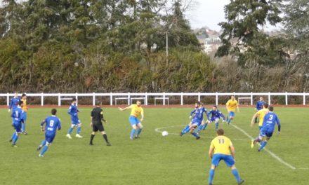 R3 (10e journée) : Match décevant malgré la victoire pour Beaupréau face à Vigneux-de-Bretagne (3-2).