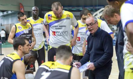 NM1 (19e journée) : L'Étoile Angers Basket s'attend à un match compliqué à Lorient.