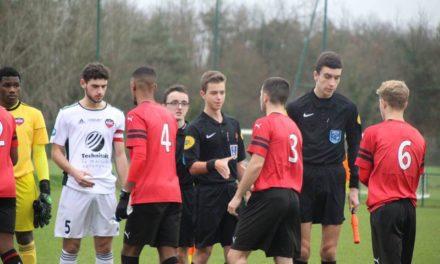National U19 (16e journée) : Le SO Cholet n'a pas démérité face à Rennes, malgré la défaite (3-1).