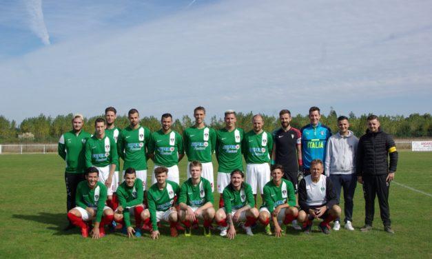 R3 (11e journée) : Victoire d'équipe de l'Intrépide d'Angers à Andard-Brain (1-0).
