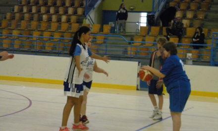 Championnat Départemental de basket de sport adapté à Sainte-Gemmes-sur-Loire !
