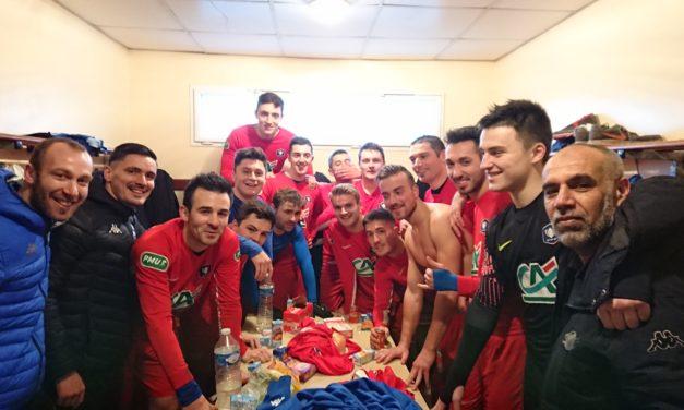 Coupe de l'Anjou (16e de finale) : Victoire acquise à la mi-temps pour Chemillé-Melay face à l'OBVA (3-1).