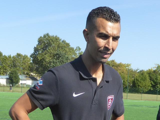 Jaafar MASKAR : Je veux des joueurs plus guerriers sur le terrain.