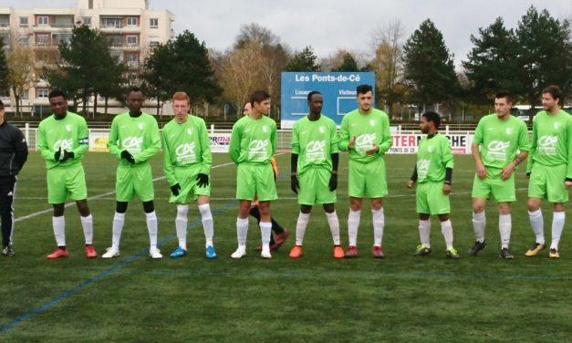 D1 (11e journée) : Angers SCA remporte le derby angevin face aux Ponts-de-Cé (3-2).