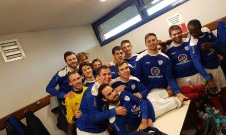 R3 (12e journée) : Le RC Doué enchaîne une deuxième victoire consécutive face à Ruaudin (3-0).