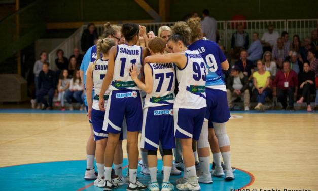 Les filles du SLB 49 arrachent une précieuse victoire à Basket-Landes (71-65 a.p.).