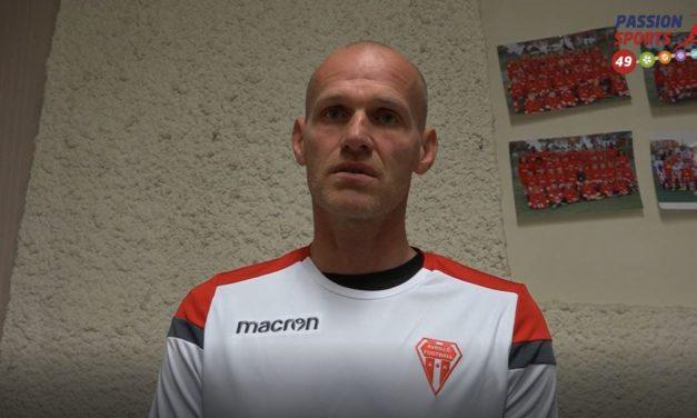 Thierry CYGAN : Notre première partie de saison est mitigée.
