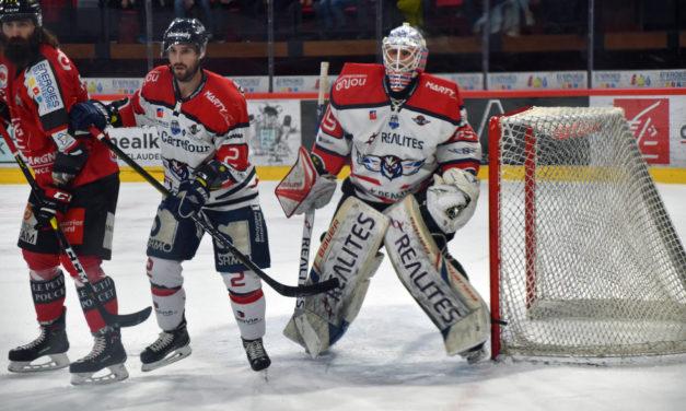 Ligue Magnus (40e journée) : Grosse prestation des Ducs d'Angers à Amiens (3-2).