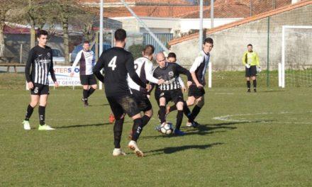 D1 (14e journée) : Liré-Drain a bien réagi face à Andrezé-Jub-Jallais (2-1).