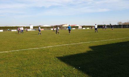 R3 (14e journée) : Victoire méritée du Cholet FCPC à la Tranche-sur-Mer (3-1).