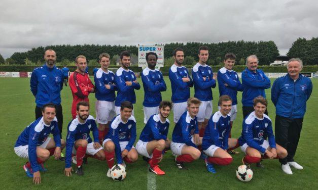 R3 (22e journée) : Match nul logique entre Doué-la-Fontaine et Beaufort-en-Vallée (1-1).