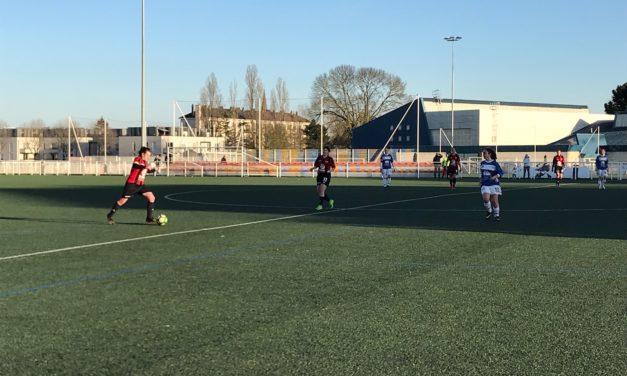 R2 (11e journée) : Belle victoire des Choletaises face à Angers NDC (2-0).