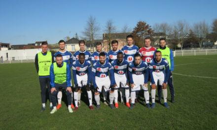 R2 (16e journée) : Quelle victoire pour Angers NDC au Mans Villaret (3-2) !