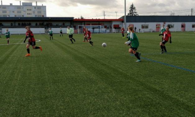 Les Choletaises se qualifient pour les quarts de finale de la Coupe de l'Anjou.
