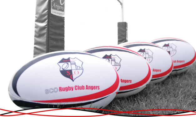 Le SCO Rugby Club Angers se déplace au Pays d'Auray Rugby Club.