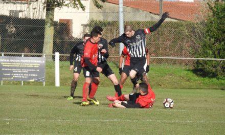 D1 (15e journée) : Liré-Drain a répondu présent au Longeron Torfou (2-0).
