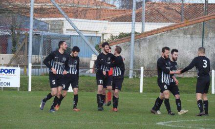 D1 (16e journée) : Liré-Drain s'impose logiquement face à l'équipe réserve du SC Beaucouzé (2-0).