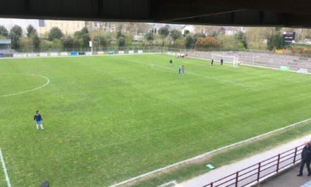 R2 (17e journée) : Saint-Pierre Montrevault a été victime de l'efficacité d'Ancenis (2-0).
