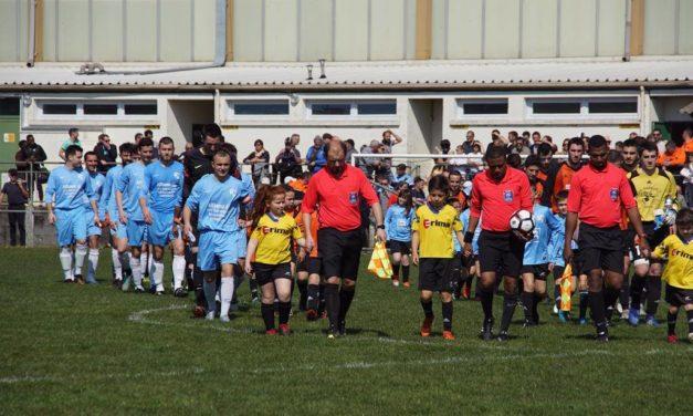 Coupe de l'Anjou (8e de finale) : Victoire logique et avec maîtrise de Saint-Pierre Montrevault à Coron (3-1).