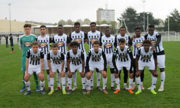 National U19 (20e journée) : Le SCO l'emporte au petit trot face à Pau (2-0).