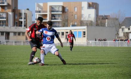 Coupe de l'Anjou (16e de finale) : Angers NDC a su être efficace face au SO Cholet (b) (2-1).