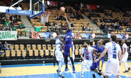 Top 8 : Rouen Metropole Basket s'impose face à Antibes (93-86 ap.).