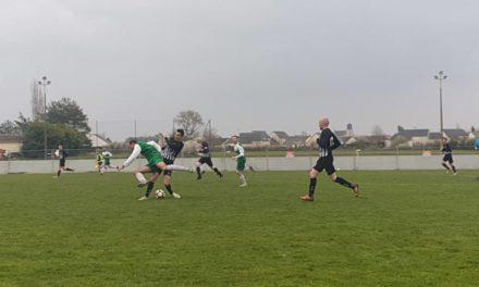 D1 (17e journée) : Liré-Drain passe par la petite porte, mais assure l'essentiel à Montilliers (1-0).