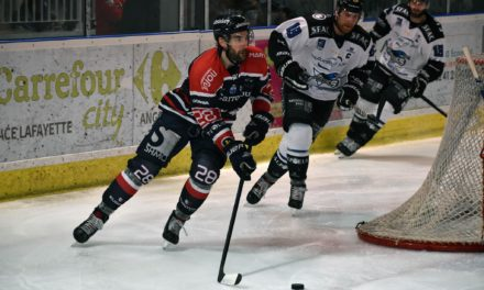 Ligue Magnus (match 5) : Fin de match cruelle pour Angers face à Gap (2-3).