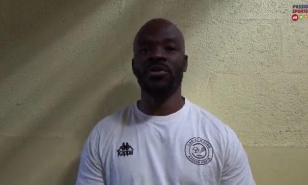 Thibaut MADOU : Les joueurs ont du potentiel, mais ils ont du mal à le mettre en pratique.