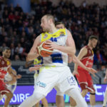 Kyle TRESNAK : Je suis très heureux d'évoluer sous les couleurs de l'Étoile Angers Basket.