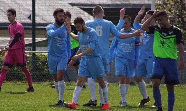 R2 (18e journée) : Saint-Pierre Montrevault valide son maintien face à Moncé-en-Belin (1-0).