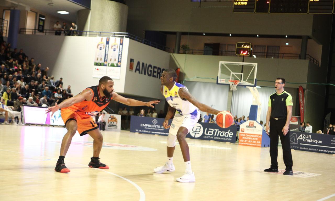 NM1 (2e phase) : L'Étoile Angers Basket fait la passe de trois face à Kaysersberg (85-55).