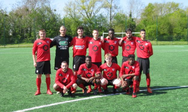 D1 (18e journée) : Après l'ouverture du score, le SCA s'est arrêté de jouer face à Beaucouzé (b) (1-6).