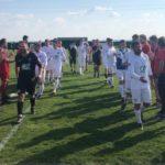 Coupe de l'Anjou (1/4 de finale) : Victoire amplement méritée de Mûrs-Érigné à Mazières-en-Mauges (3-0).