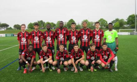 Coupe de l'Anjou U19 (1/4 finale): Le SO Cholet s'impose logiquement à Bouchemaine (1-4).