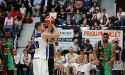 L'Étoile Angers Basket s'impose face à Feurs et affrontera Boulogne pour les play-offs de NM1 (95-71) !