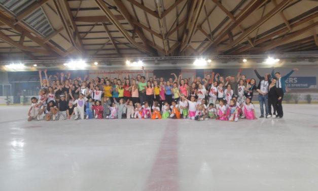 Les meilleurs moments du gala de Danse sur Glace à Angers !