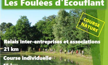 Ouverture des inscriptions pour la troisième édition des Foulées d'Ecouflant !