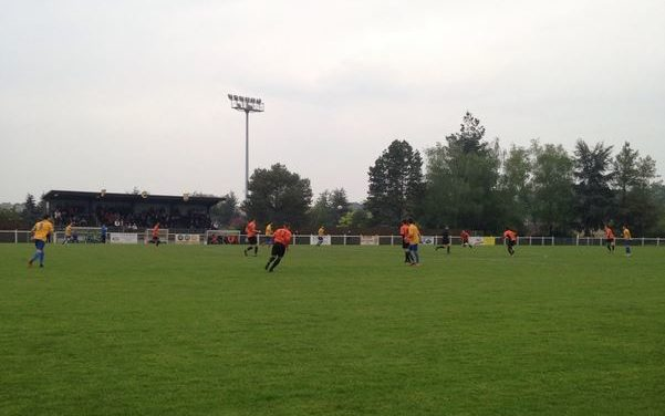 Coupe de l'Anjou (U19) : Le Foyer de Trélazé arrache la qualification durant les tirs au but à Beaupréau (1-1, tab.: 5-4).