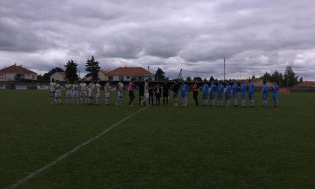 R2 (22e journée) : Victoire méritée de Saint-Pierre Montrevault face à La Roche-sur-Yon VF (b) (3-1).