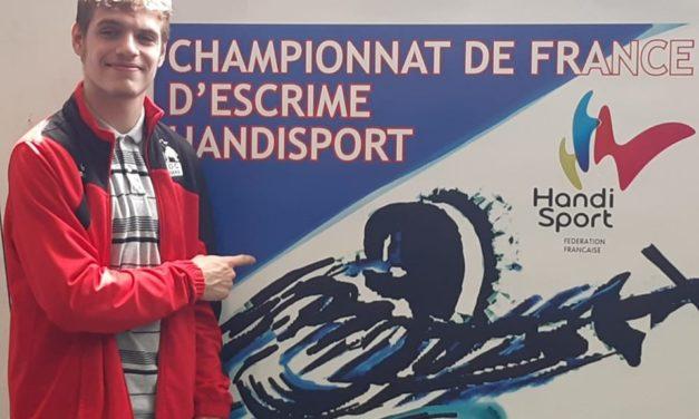 Championnat de France Handisport seniors.