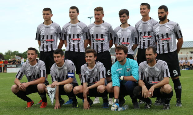 Le Longeron Torfou remporte le Challenge de l'Anjou face à Baugé (3-1).
