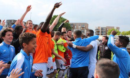 Finale de la coupe de l'Anjou : Une première finale pour la NDC Angers Football face au SC Beaucouzé.