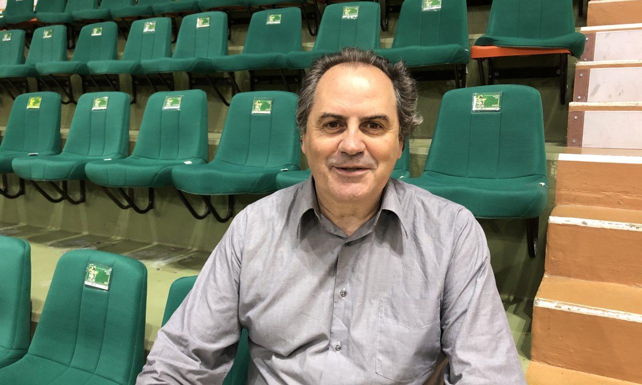 Alfred JULBE, nouvel entraîneur du CSP Limoges.