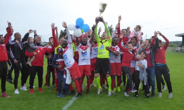 Coupe de l'Anjou : Le SC Beaucouzé s'impose à l'expérience face à Angers NDC (1-0).