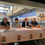 Louis WEBER et Jason JONES signent à l'Étoile Angers Basket (NM1).