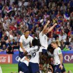 Coupe du monde féminine 2019 : Les Bleues se qualifient après prolongation face au Brésil (2-1).