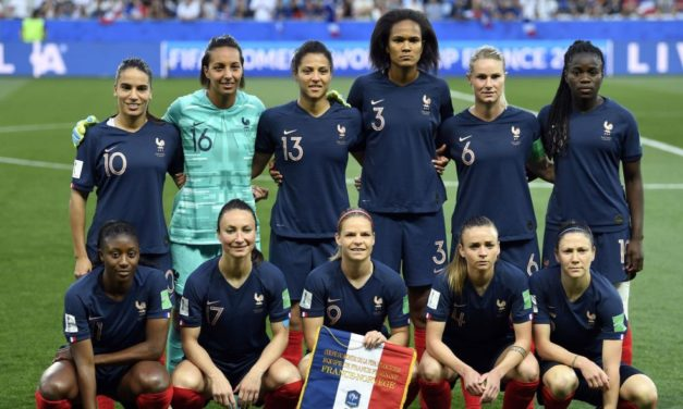 Coupe du monde féminine : Les bleues s'imposent dans la difficulté face au Nigeria (1-0).