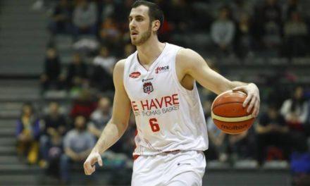 Stephan GAUTIER rejoint le club de l'Étoile Angers Basket !