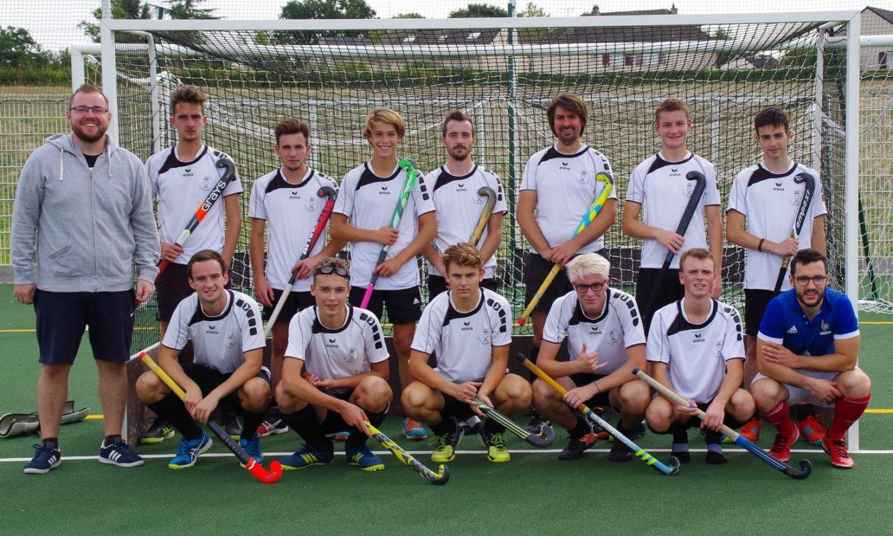 Le SCO d'Angers Hockey sur Gazon vise la montée en Nationale 1 à Caen.